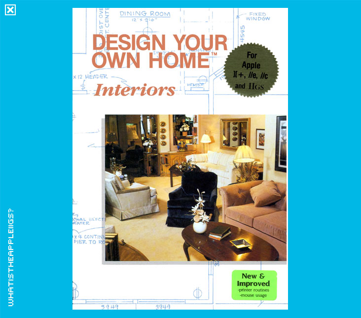 Myapplespace dyoh design your own home Design your own house interior