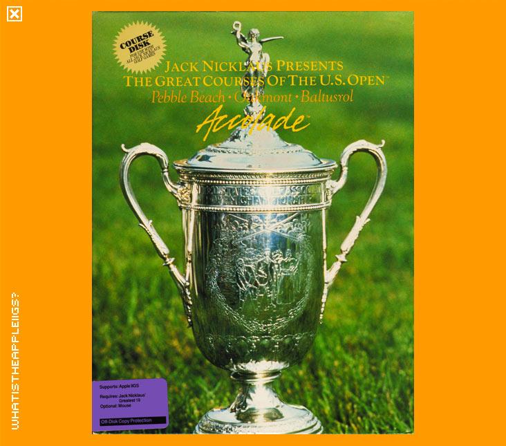 jack nicklaus 39 greatest 18 holes of major championship golf jeu amiga images vid os. Black Bedroom Furniture Sets. Home Design Ideas
