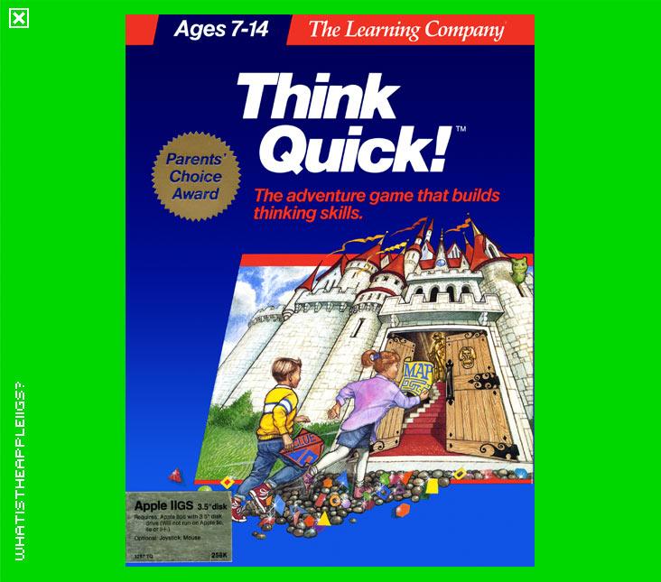 Carmen Sandiego's ThinkQuick Challenge - Wikipedia
