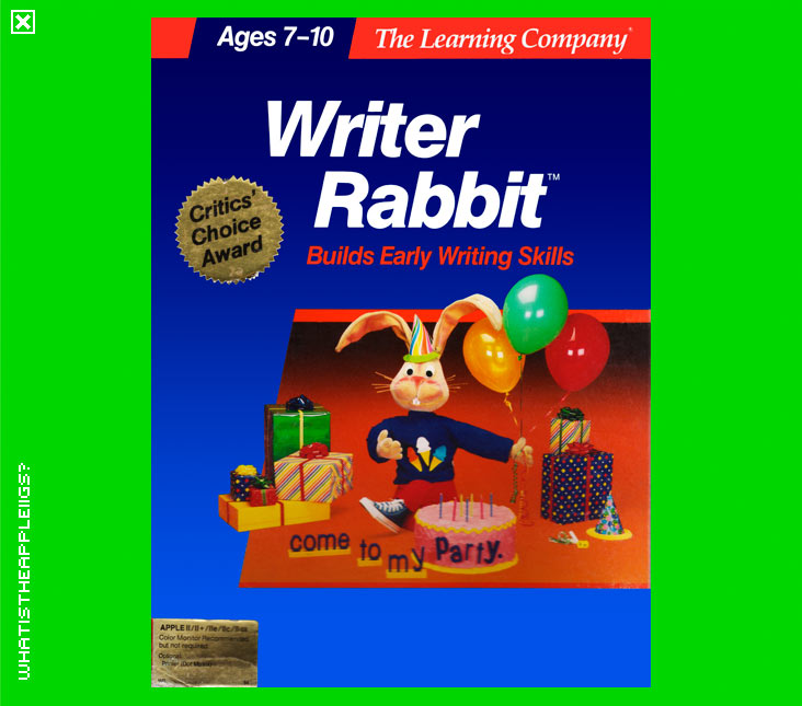 the creative writing the rabbit Creative writing rabbit and the winter feast updated on december 15, 2016 eva weggelaar  after rabbit and she had drank and eaten, she looked around and saw that farther along, near a juniper bush, many glistening stones were lying, which looked as if they were made of ice she asked rabbit what they were, and rabbit answered in a.